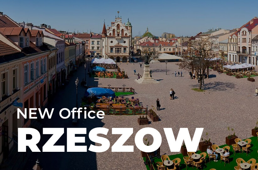 Symphony Solutions Opened a New Office in Rzeszow