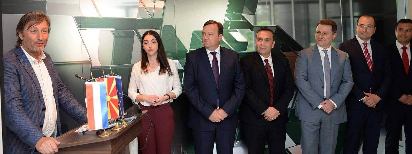 Symphony Solutions Launched a New Office in Macedonia