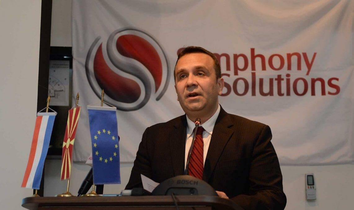 Symphony Solutions New Office in Macedonia Opening