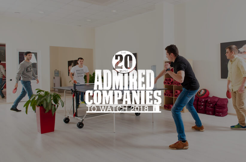 """Symphony Solutions Among Insights Success """"20 Most Admired Companies to Watch in 2018"""""""
