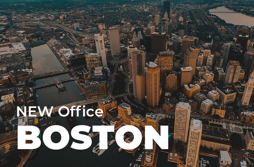 Symphony Solutions new office in Boston