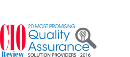 20 Most Promising Quality Assurance Solution Providers
