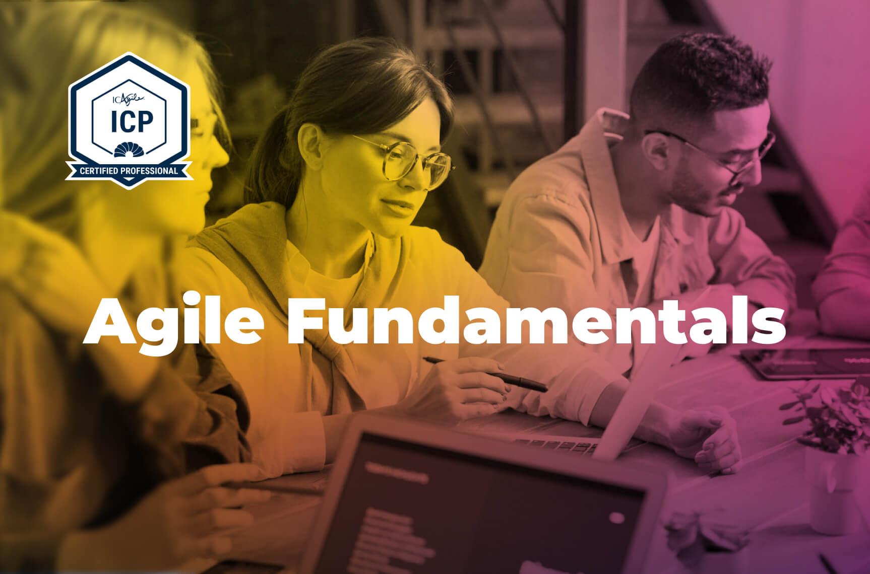 Agile fundamentals online training