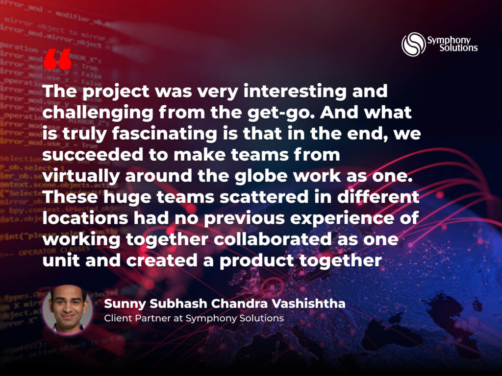 testimonials on the project